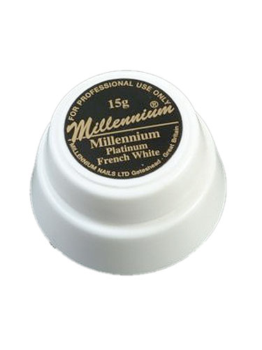 Millennium French White Gel 15g