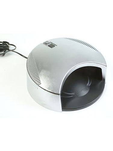 Millennium Chrome Disco Uv Lamp