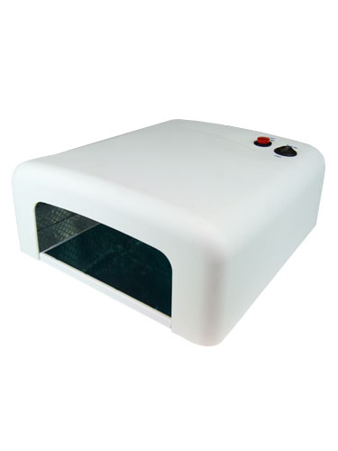 EZ Gel UV Nail Lamp Dryer with Timer 36W #White