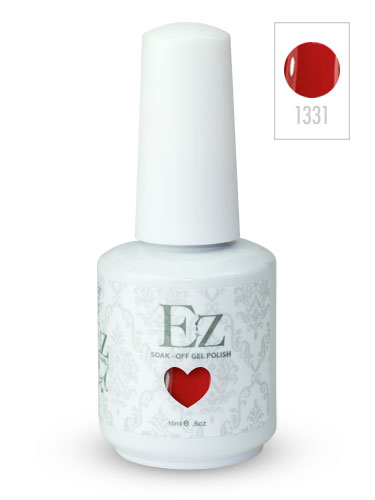 EZ Soak-Off Gel Nail Polish (15ml) #Passion