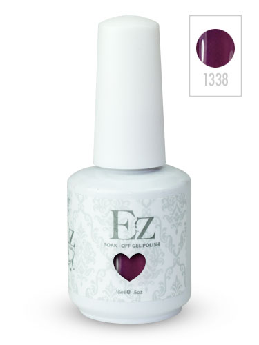 EZ Soak-Off Gel Nail Polish (15ml) #Star Burst