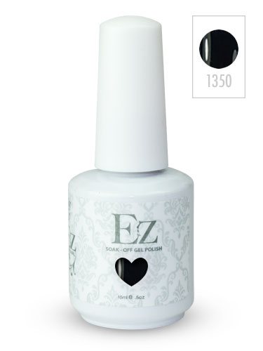 EZ Soak-Off Gel Nail Polish (15ml) #Deep Sea