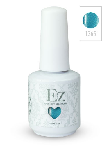 EZ Soak-Off Gel Nail Polish (15ml) #Mint Icing