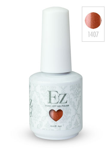 EZ Soak-Off Gel Nail Polish (15ml) #Glamour Queen