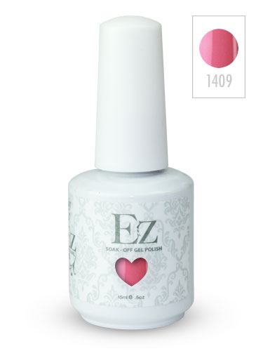 EZ Soak-Off Gel Nail Polish (15ml) #Go Girl