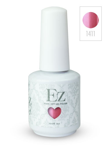 EZ Soak-Off Gel Nail Polish (15ml) #Tutti Frutti
