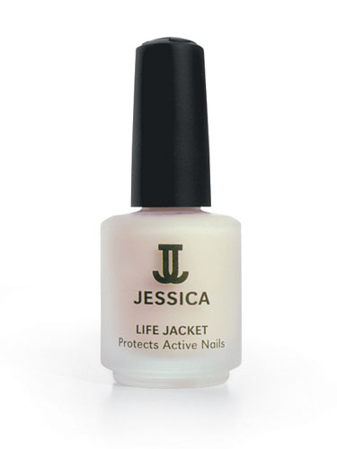 Jessica Life Jacket Protect Active Nails (0.5oz)