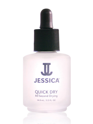 Jessica Quick Dry 60-Second Drying (0.5oz)