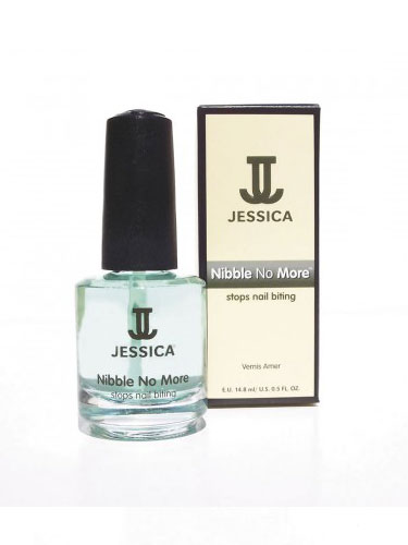 Jessica Nibble No More Stop Nail Biters (0.5oz)
