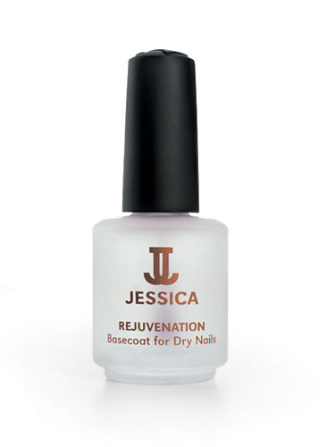 JESSICA Rejuvenation Basecoat for Dry Nails