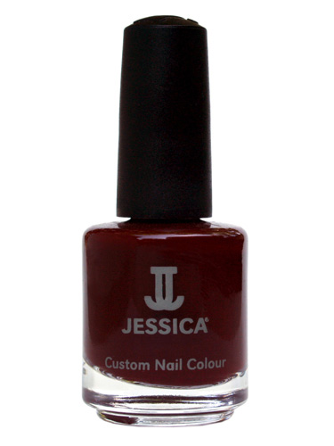 JESSICA CUSTOM NAIL COLOUR - Cherrywood