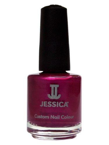 JESSICA CUSTOM NAIL COLOUR - Red Vines