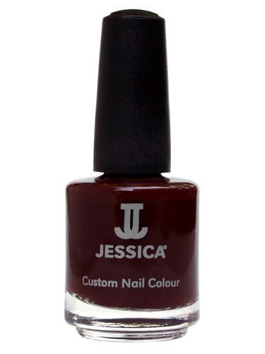 JESSICA CUSTOM NAIL COLOUR - Red Velvet (7.4ml)