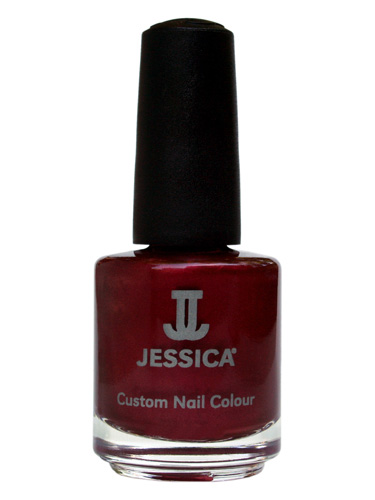JESSICA CUSTOM NAIL COLOUR - Merlot (7.4ml)