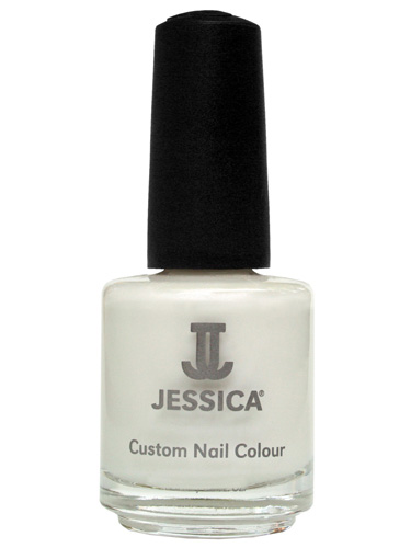 JESSICA CUSTOM NAIL COLOUR - White Cap (7.4ml)