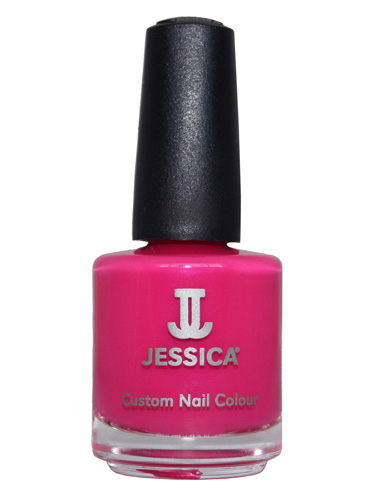 JESSICA CUSTOM NAIL COLOUR - Raspberry (7.4ml)