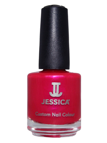 JESSICA CUSTOM NAIL COLOUR - Strawberry Fields (7.4ml)