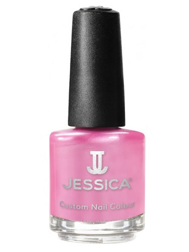 Jessica Nail Polish - Hotter Than Hibiscus (14.8ml)