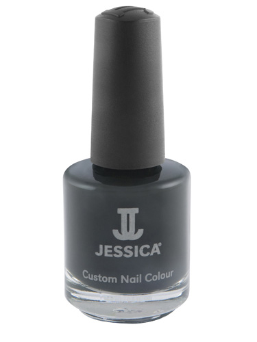 JESSICA CUSTOM NAIL COLOUR - Fishnets and Fringe