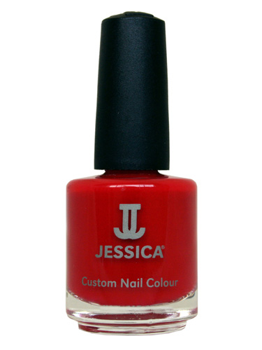 JESSICA CUSTOM NAIL COLOUR - Regal Red