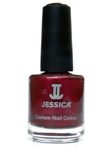 JESSICA CUSTOM NAIL COLOUR -  Cinderella Red (7.4ml)