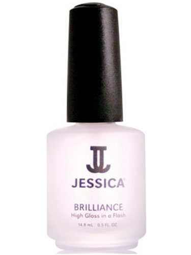 Jessica Nail Brilliance Topcoat (7.4ml)
