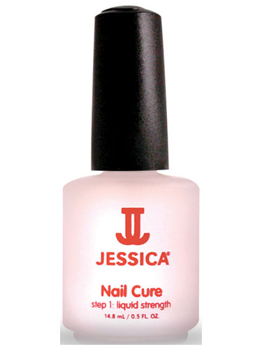 Jessica Nail Cure Step 1 Liquid Strength (14.8ml)