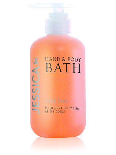 Jessica Nail Hand and Body Bath Soap (236ml)