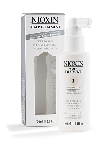 Nioxin Scalp & Hair System 1 Scalp Treatment (100ml)