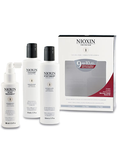 Nioxin Scalp & Hair System 1 Starter Kit