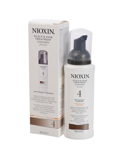 Nioxin Scalp & Hair System 4 Scalp Treatment (100ml)