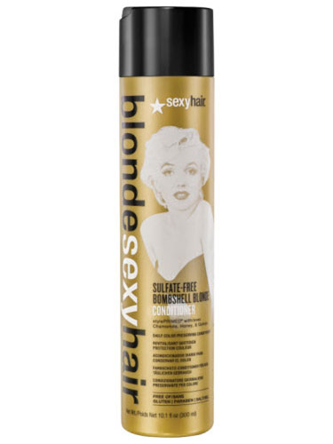 Sexy Hair Sulfate Free Bombshell Blonde Conditioner (300ml)