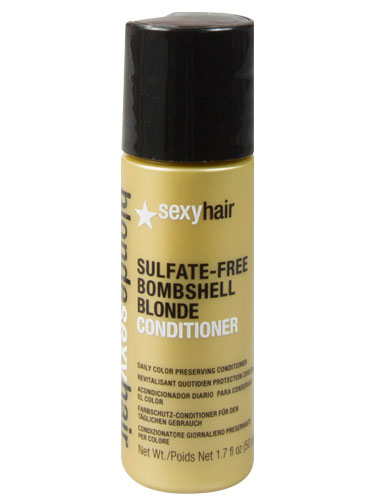 Sexy Hair Sulfate Free Bombshell Blonde Conditioner (60ml)