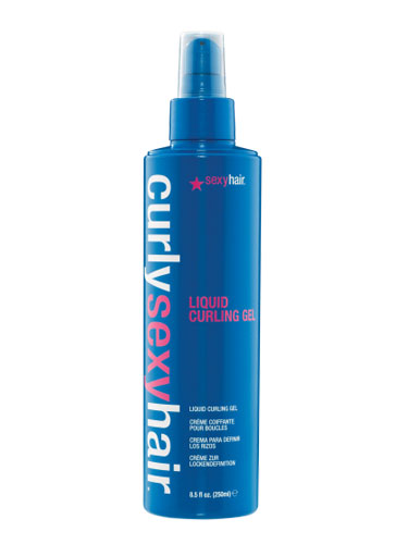 Sexy Hair Liquid Curling Gel (250ml)