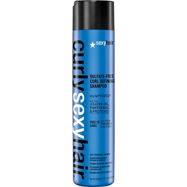 Sexy hair sulfate free curl defining shampoo 300ml