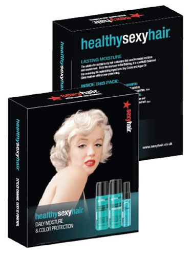 Sexy Hair Big Healthy Stocking Filler Pack