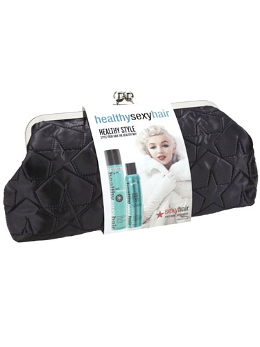Sexy Hair Health Style Gift Set