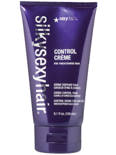 Sexy Hair Silky Control Crème For Thick/Coarse Hair (150ml)