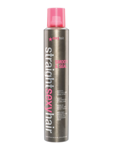 Sexy Hair Smooth and Seal Aerated Anti-Frizz and Shine Spray (250ml)