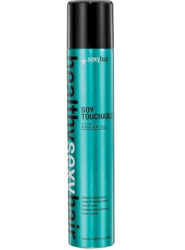 Sexy Hair Straight Smooth and Protect Flat Iron Spray (150ml)