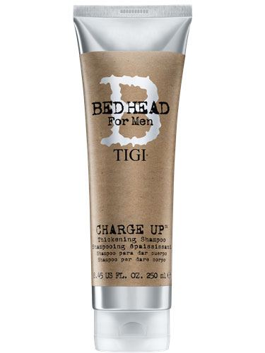 TIGI Bed Head For Men Charge up Thickening Shampoo (250ml)