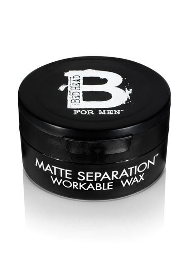TIGI Bed Head For Men Separation Workable Wax (75g)