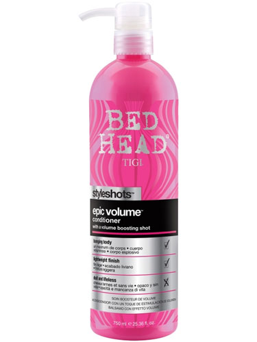TIGI Bed Head Styleshots Epic Volume Conditioner (750ml)