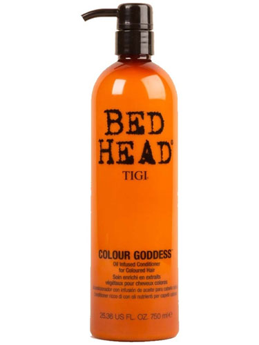 TIGI Bed Head Colour Goddess Oil Infused Conditioner (750ml)