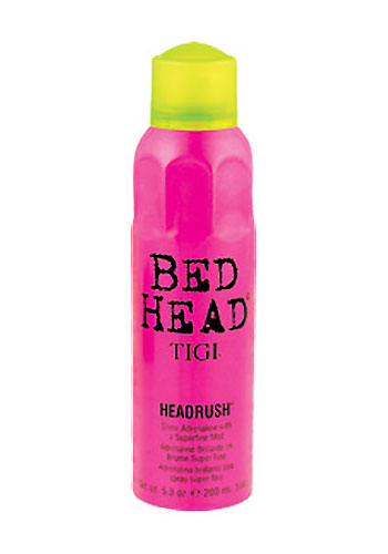 TIGI BED HEAD HEADRUSH - SHINE SPRAY (200ML)