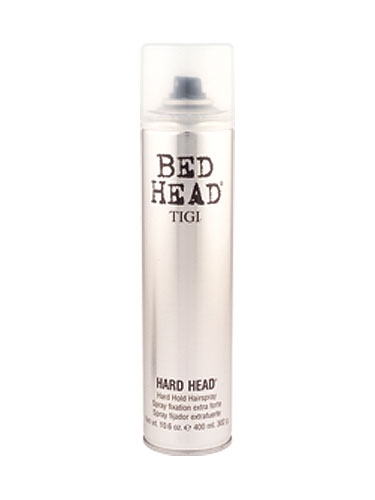 TIGI Bed Head Hard Head Hard Hold Hairspray (385ML)