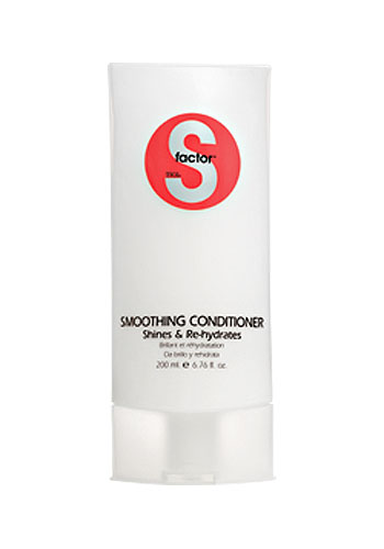 TIGI S-FACTOR SMOOTHING CONDITIONER (250ML)