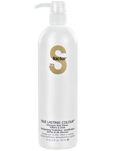 TIGI S-Factor True Lasting Colour Shampoo (750ml)