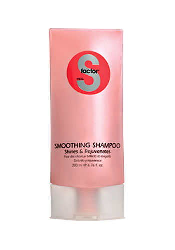 TIGI S-FACTOR SMOOTHING SHAMPOO (200ML)