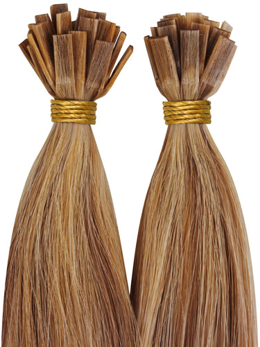 VLII Pre Bonded Flat Tip Remy Hair Extensions